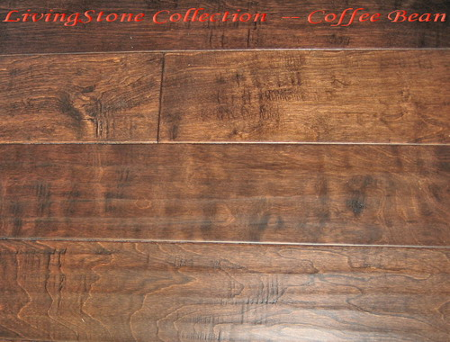 Country Wood Flooring Coffeebean 5 Quot Livingstonecollection