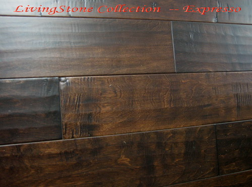 Country Wood Flooring Livingstone Collection