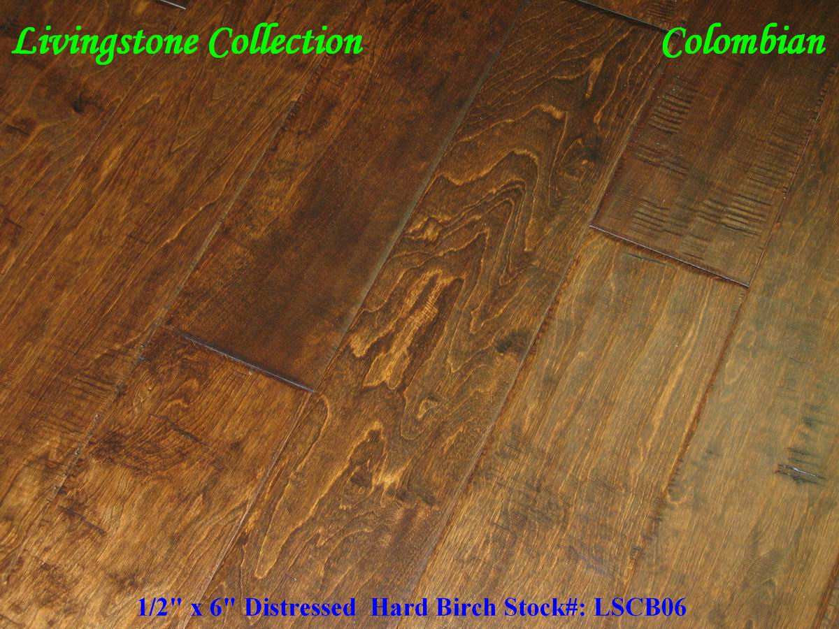 Country Wood Flooring Colombian 6 Birch Livingstonecollection