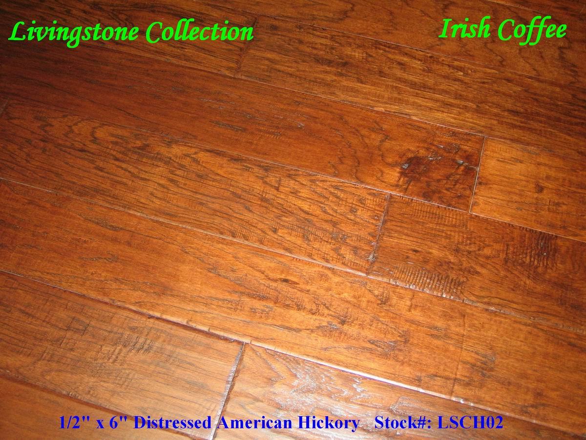 Country Wood Flooring Irishcoffee 6 Hickory