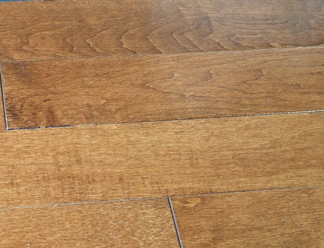 Country Wood Flooring Solid Maple Latte 3 1 4