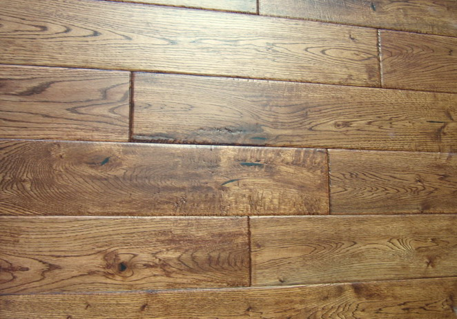 Country wood flooring 5 oak yellowstone color for Country floors tile
