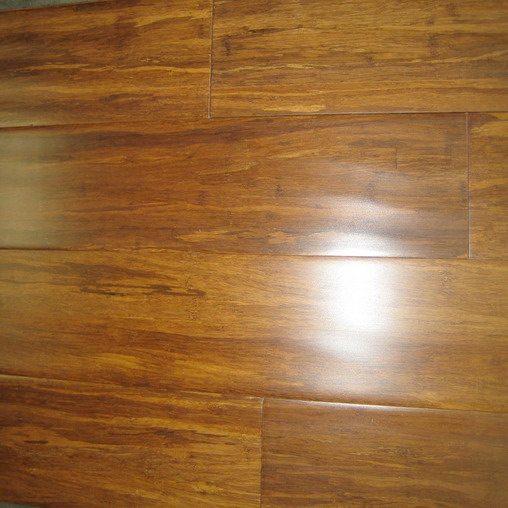 Country Wood Flooring Strand Woven Bamboo Distressed